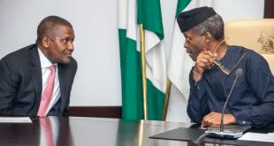 Osinbajo gives Dangote, Peterside, 34 new appointments — FULL LIST