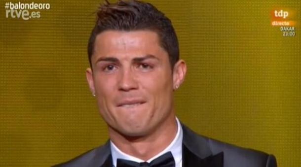 ronaldo 500x278 Cristiano Ronaldo Denies Insulting Lionel Messi