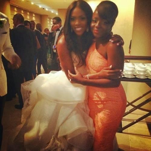 19 500x500 Check Out More Photos From Tiwa And Teebillz Dubai Wedding (Photos)