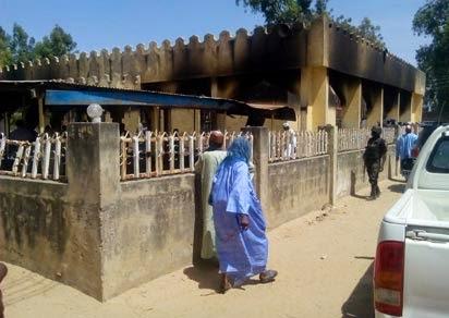 borno Shocking!! Gunmen Kill 50 In Fresh Attack In Taraba
