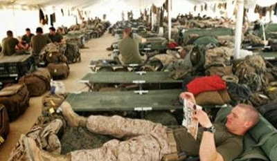 AMERICAN TROOPS 2 FINALLY!! American Soldiers Arrives Nigeria To Flush Out Boko Haram