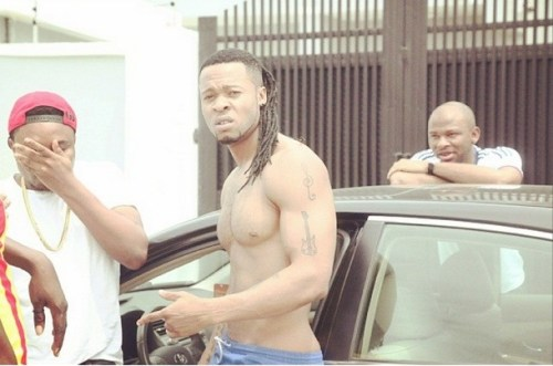 flavour 500x331 Flavour Shocks Producer Master Kraft With A Brand New Car