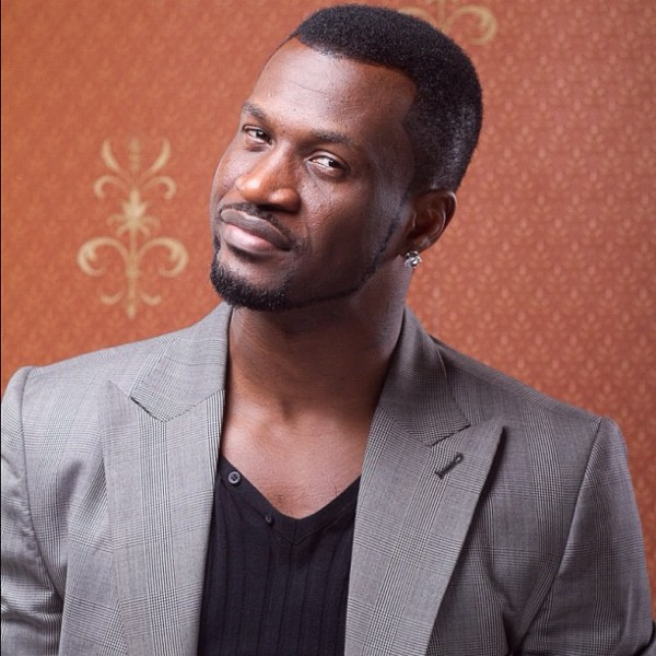 Image result for peter okoye laughing