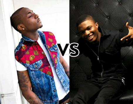 "davido vs wizkid Video:  Davido Addresses His ""Beef"" With WizKid (Hmmm)"