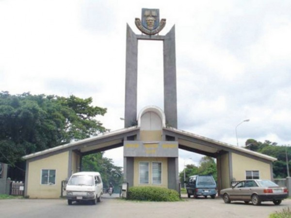 oau gate naijaloaded.com .ng  600x449 Obafemi Awolowo University Releases New School Fees Plan
