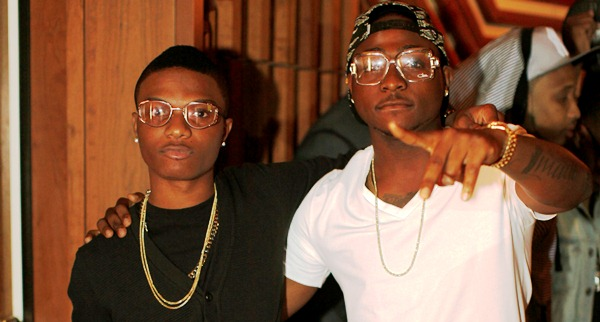 Wizkid and Davido1 Davido Reveals What's Going To Happen When Him & Wizkid See Each Other Again! (See What He Said)