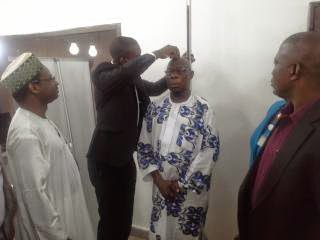 SEE Why Obasanjo Refused To Reveal His Next Of Kin At NIMC Office