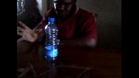 2tja3jzs12a3 preview 2014 11  Unbelievable:  Nollywood Actor With Magical Powers Moves Bottle Around Without Touching it (See Video)