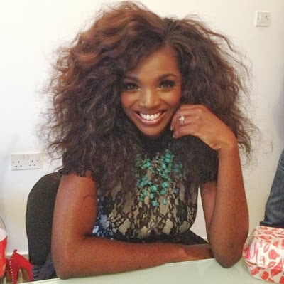 Annie Idibia 400 x 400 Congrat:  Annie Idibia Turns 30 + SEE The Cake 2Face Gave Her (Photos)