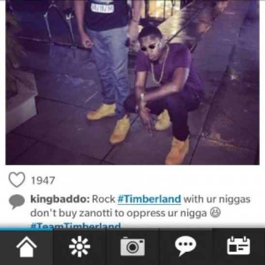 Baddo IG Did Olamide Blasts Wizkid On Instagram? (See This)