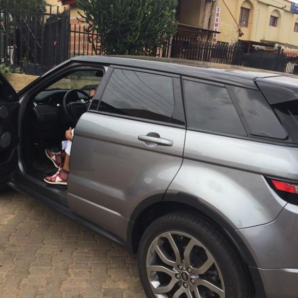 Chidinma Range Rover CONGRATULATION!! Chidinma Ms Kedike Acquires Range Rover! [See Photo]