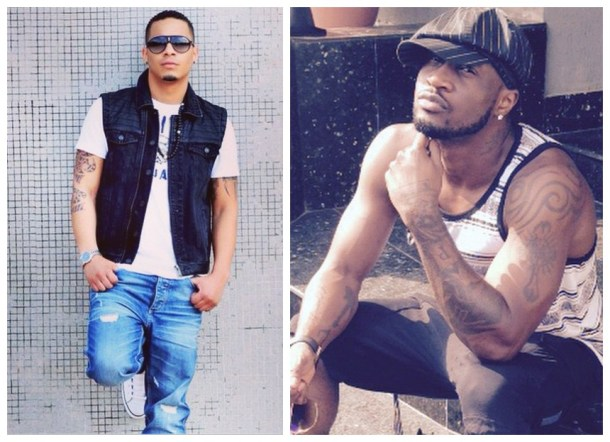 Psquare1 700x507 Peter Okoye Starts His Own Record Label, Signs First Artist [See Photo]