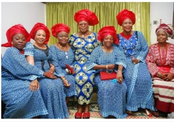 Sunny Ade Wives LOVELY!! Meet King Sunny Ade's Beautiful Seven Wives [See Photos]