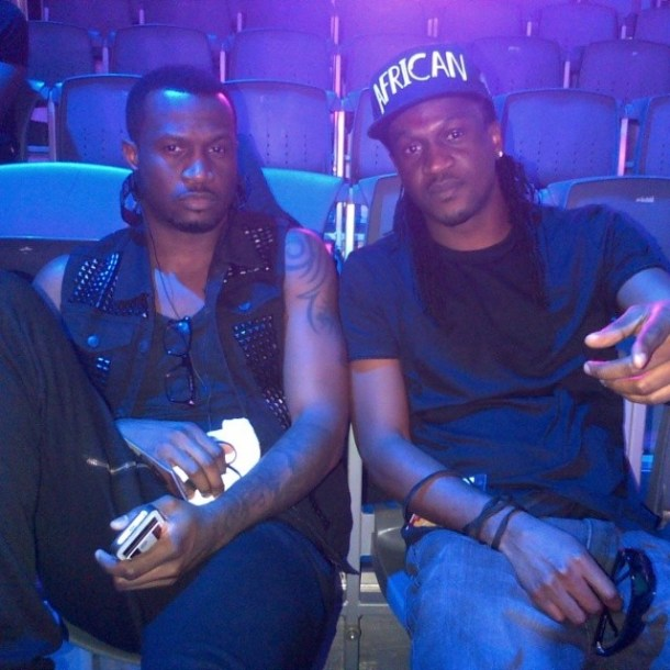 p square WOW!! Psquare Record 30 Million Views On Youtube For Personally Video