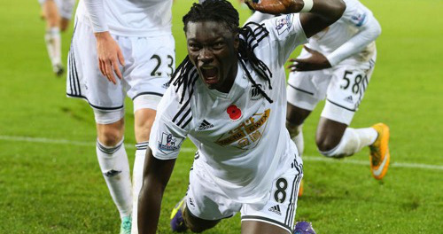 Swansea City 2 – 1 Manchester United