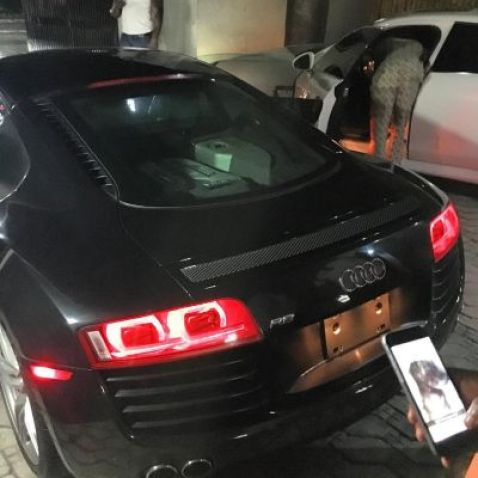 Davido New Car
