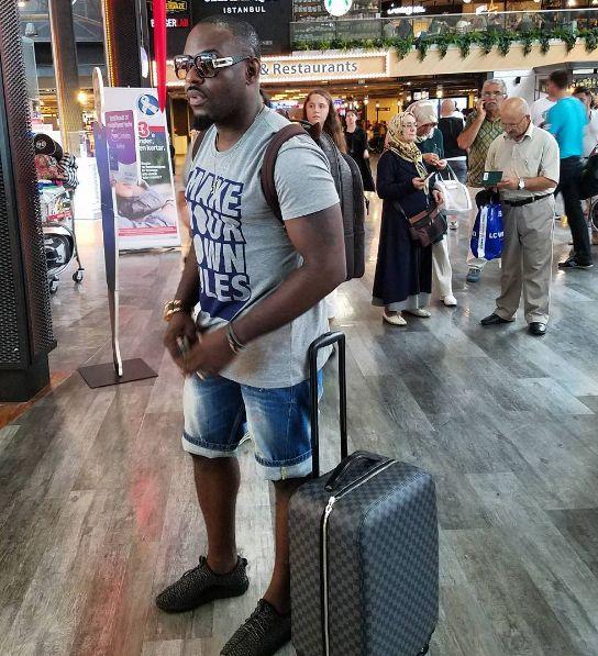 Jim Iyke NL - Jim Iyke Speaks On Reported Arrest At Lagos Airport