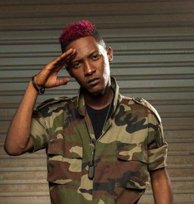 Image result for Nigerian rapper, Jesse Jagz