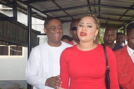 fani-kayode-wife