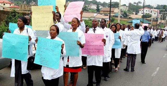 Resident Doctors Threaten Strike From January 2