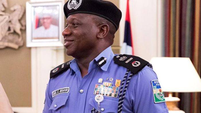 Idris - Independence Day: Police Deploy Choppers, Gunboats Ahead Of Nigeria's 57th Anniversary