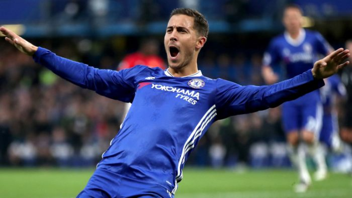 BREAKING!! Eden Hazard Nominated For Player Of The Month Award (See Full List)