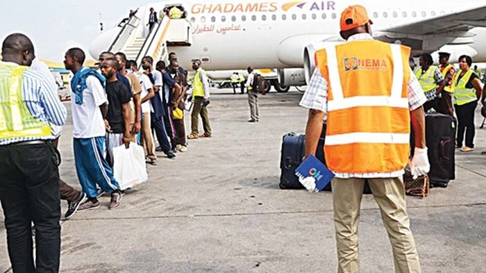 Image result for Ghana deports 723 Nigerians in one year