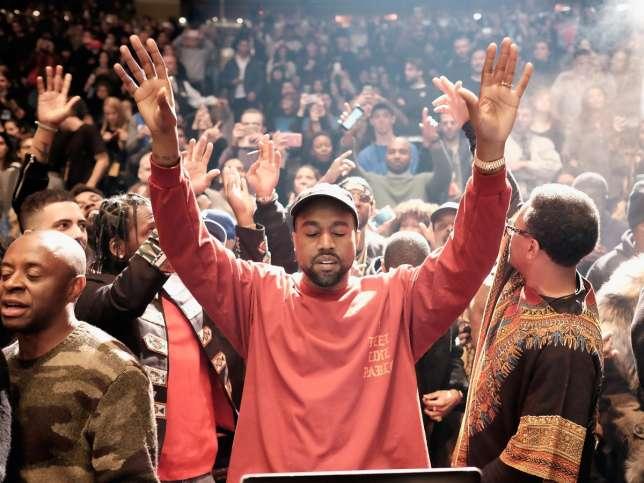 Kanye West Is Now A 'Born Again' Christian, Nicki Minaj Reveals