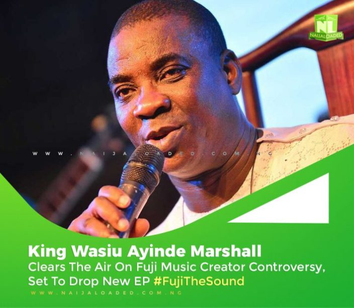 kwam 1 700x609 - Video: King Wasiu Ayinde Marshall Clears The Air On Fuji Music Creator Controversy, Set To Drop New EP #FujiTheSound