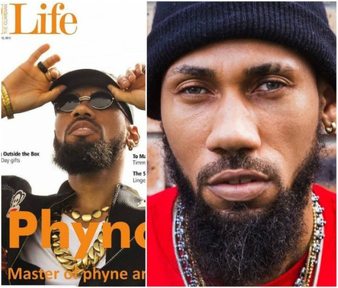 phy - Rpper Phyno Looks Dapper Covers Guardian Life Magazine