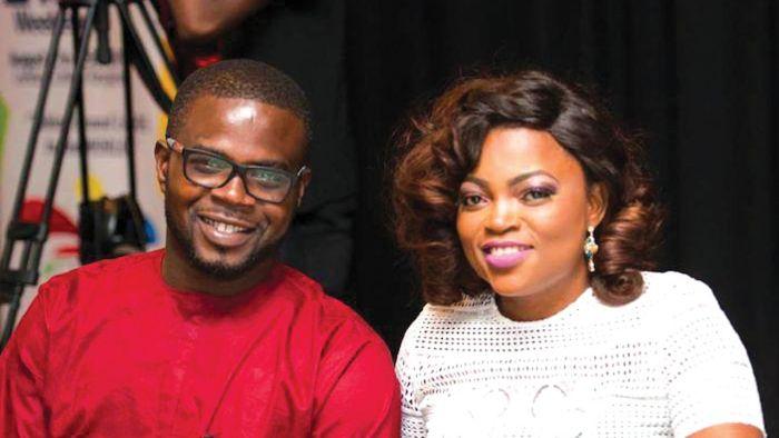 Funke Akindele's Husband JJC Skillz Reportedly Turns Himself Into The Police