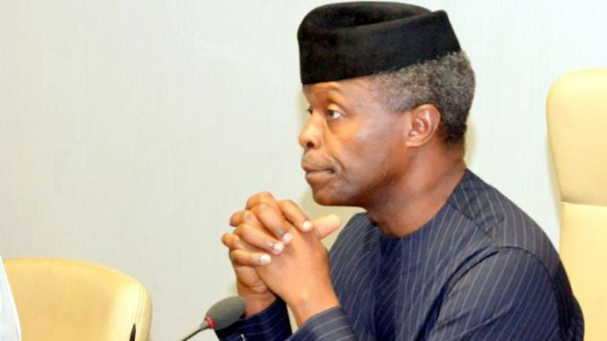 Don't Resign – Yoruba Elders To Vice President, Osinbajo (Read Details)