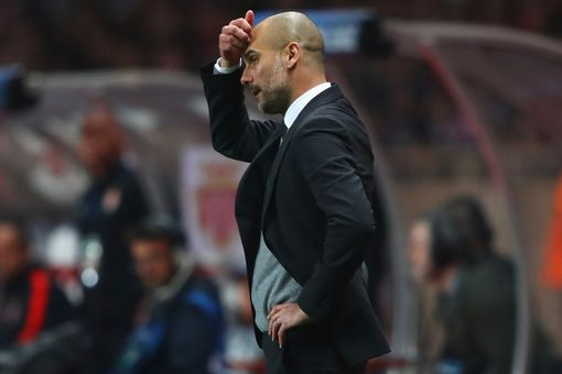 Manchester City Manager Pep Guardiola Concerned By Players' Fitness Ahead Of Arsenal Test
