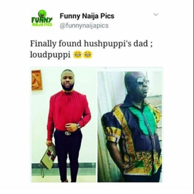 Meet Hushpuppi S Father His Own Name Will Surprise You