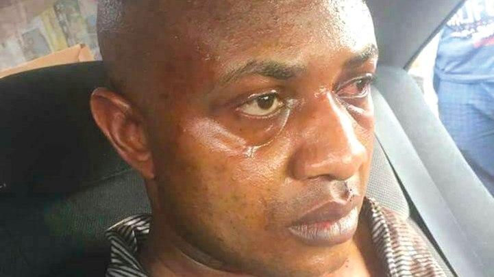 Evans 1 - Evans' Multi-Millionaire Naira Truck Yard Uncovered In Lagos, His Secretary Confesses