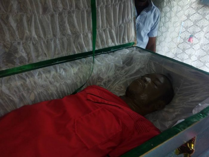 2 128 700x525 - IPOB Member Killed During Military Invasion In Abia Finally Laid To Rest (Graphic Photos)