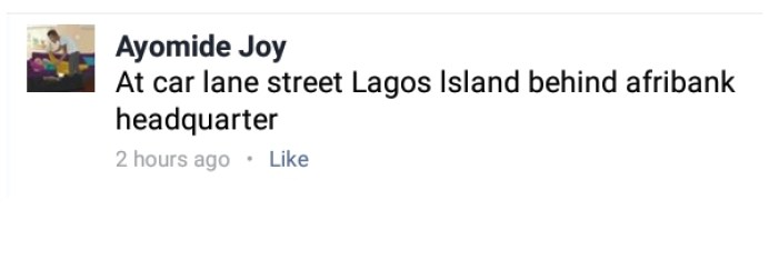 4 61 - This Man Collapsed And Died In Lagos Island In Broad Day Light (Graphic Photos)