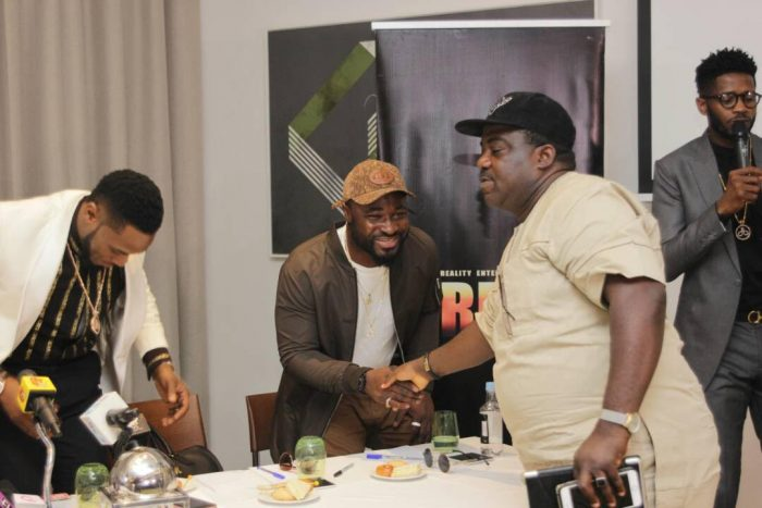 CREAM10 700x467 - D'banj Gives Out Million In Naira To Winners As Cream Platform Celebrates 1 Year Anniversary (See Photos)