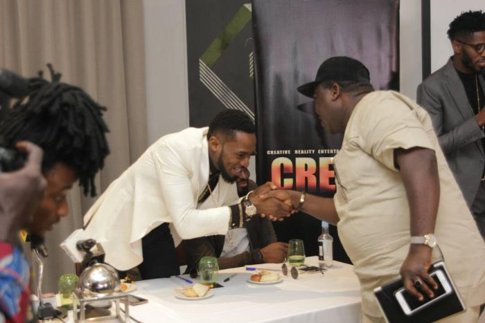 CREAM11 700x467 - D'banj Gives Out Million In Naira To Winners As Cream Platform Celebrates 1 Year Anniversary (See Photos)
