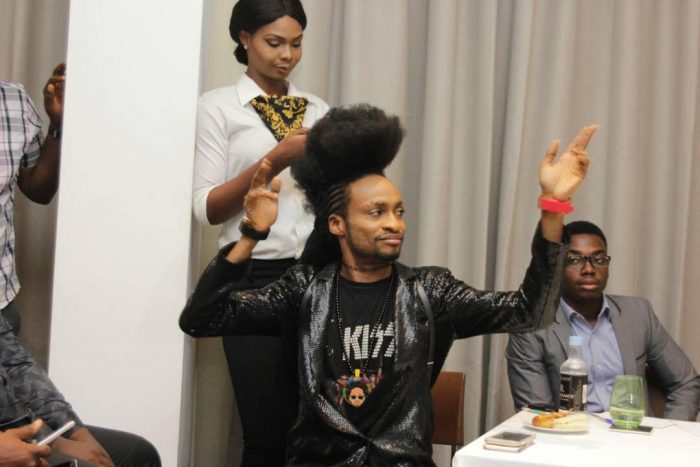 CREAM13 700x467 - D'banj Gives Out Million In Naira To Winners As Cream Platform Celebrates 1 Year Anniversary (See Photos)