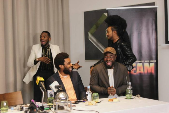CREAM19 700x467 - D'banj Gives Out Million In Naira To Winners As Cream Platform Celebrates 1 Year Anniversary (See Photos)