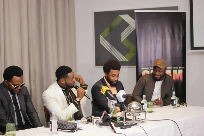 CREAM21 700x467 - D'banj Gives Out Million In Naira To Winners As Cream Platform Celebrates 1 Year Anniversary (See Photos)