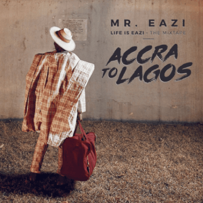 Eazi - Naijaloaded Top 7 Favourite Nigerian Album Covers Of 2017