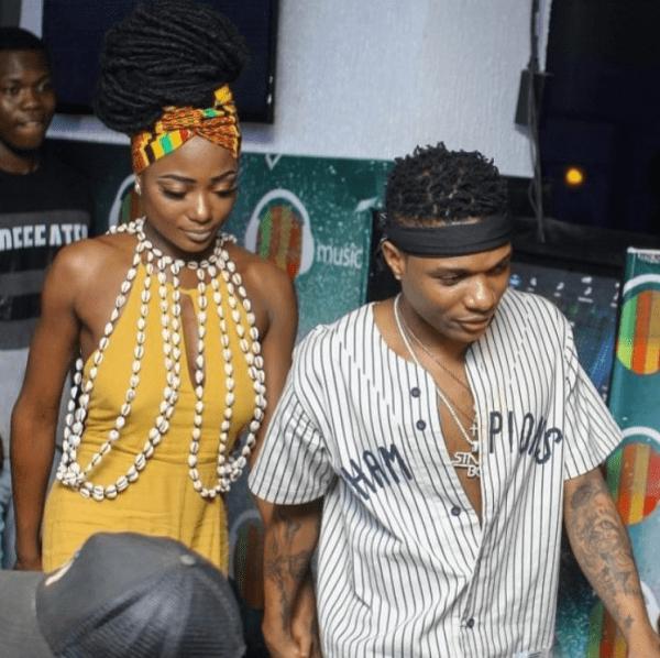 "Wizkid and Efya - ""Sleeping With Wizkid"" – Ghanaian Singer Efya Opens up, Talks about Wizkid Dating Her Sister"