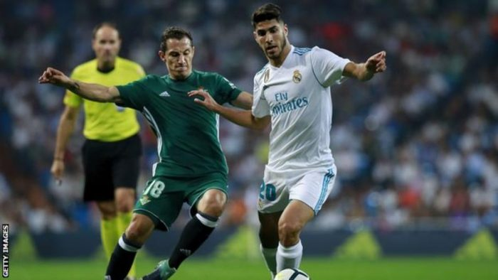 asen 2 700x394 - Transfer News!! Marco Asensio Signs New Real Madrid Deal (Pictured)