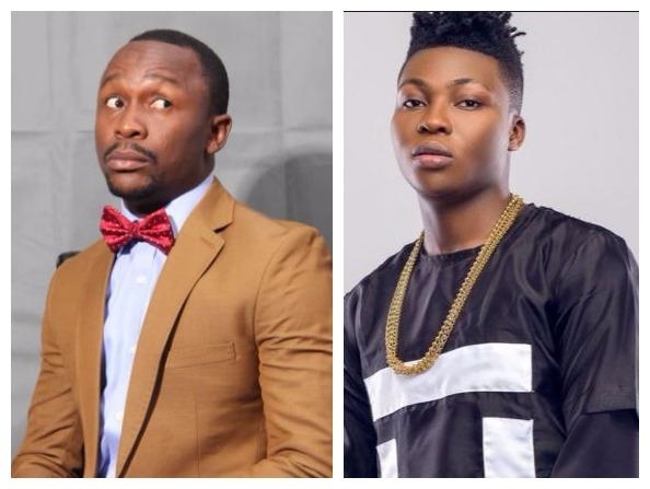 download 5 - Don't Bring Ghana One Corner Rubbish To Nigeria, Comedian Ushbebe Lambasts Reekadobanks (Video)