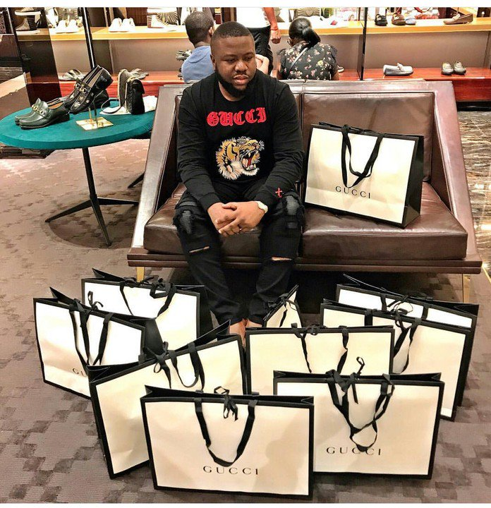hush 2 - Instagram Admin At War With Hushpuppi Over Gucci Shopping Spree (Details & Photos)