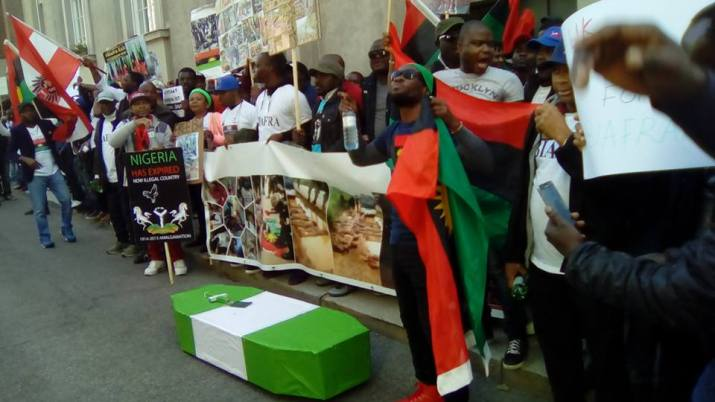 ipob 6 - Biafra: New Group Vows To Continue Agitation, Dares Buhari