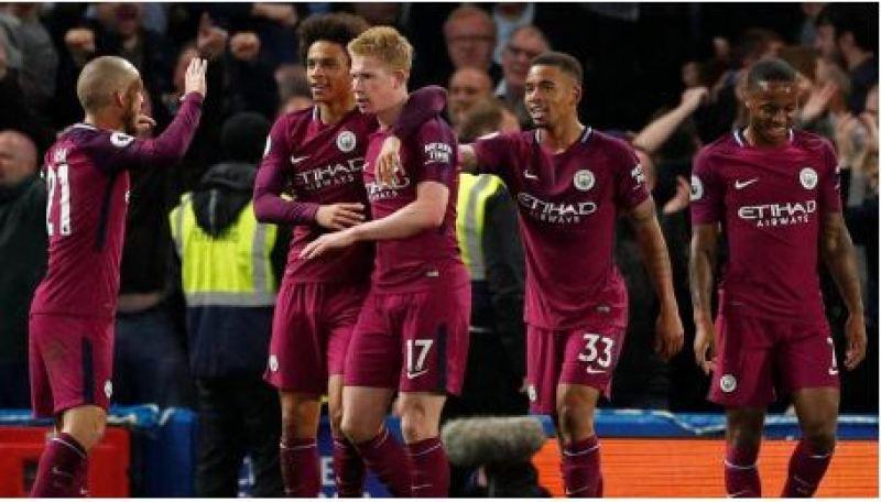 mancity 3 - Chelsea 0 – 1 Manchester City [Premier League] Highlights 2017/18