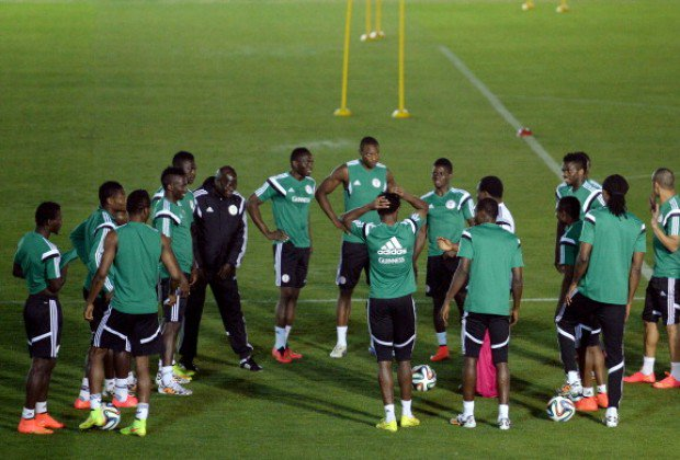 officials - Nigeria vs Zambia: See The Match Officials For Our Must Win Game!!